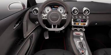 Erste Bilder von Audis Kompakt-Hybridler