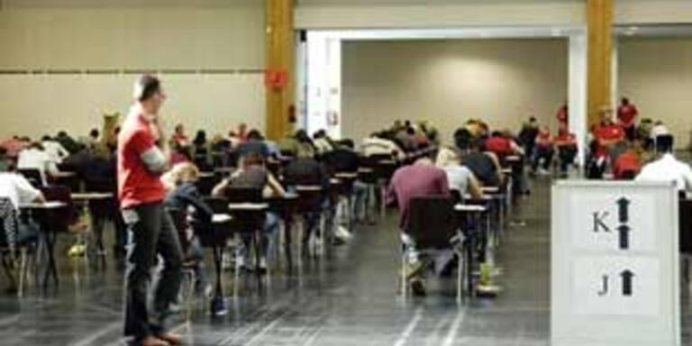 Änderungen bei Medizin-Uni-Tests gefordert