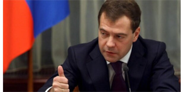 Russlands Präsident künftig sechs Jahre im Amt