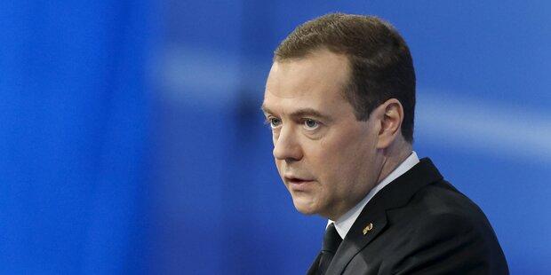Russland-Sanktionen bewirken nichts