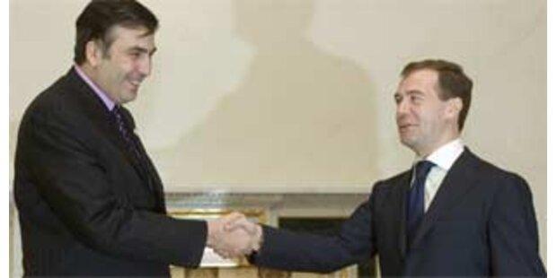 Gemeinsame Lösung im Abchasien-Konflikt