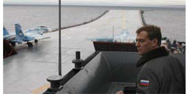 Russland testet strategische Rakete