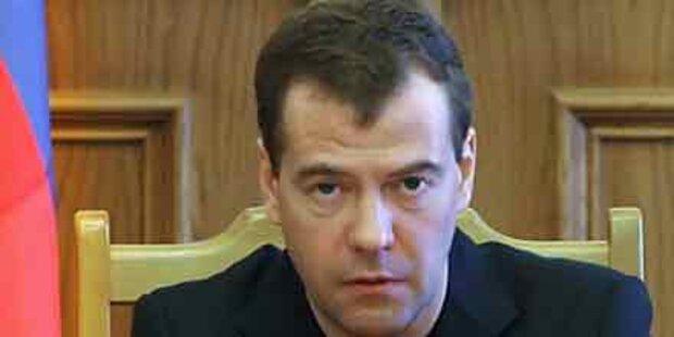 Medwedew für