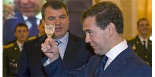 Medwedew will mit EU offener sprechen
