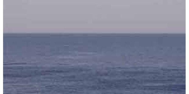 Italiener trieb 12 Stunden im offenen Meer