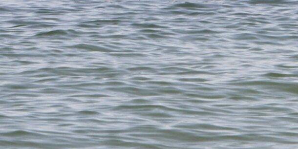 Meeresboden wird mit Betondecke abgedichtet