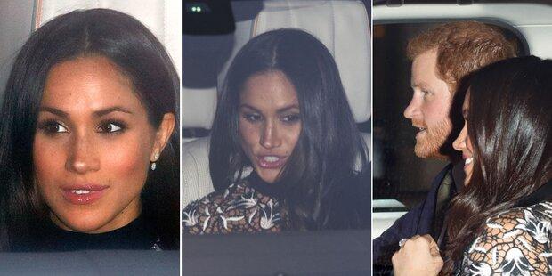 Meghan: Jetzt sieht sie aus wie Kate