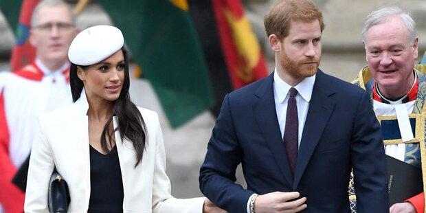 Royale Hochzeit: Einladungen verschickt