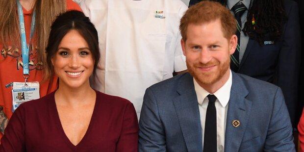 Kanada stellt Schutz für Harry und Meghan demnächst ein