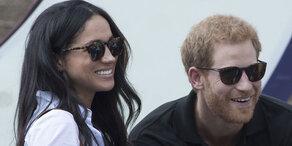Meghan und Prinz Harry sind verlobt
