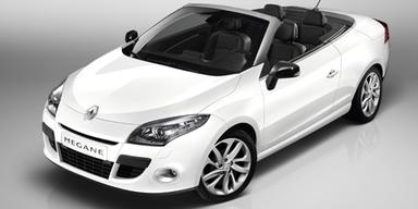 Weltpremiere: Neuer Renault Megane CC