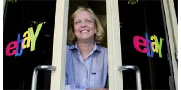 eBay-Chefin Meg Whitman tritt zurück