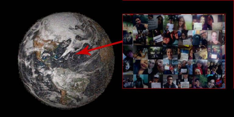 3,2 Gigapixel: Das größte Selfie der Welt