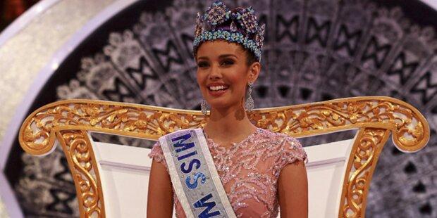 Miss World 2013 ist Philippinerin