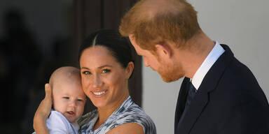 Kein Prinzen-Titel für Archie: DAS steckt dahinter