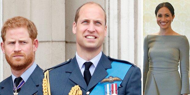 Prinz William: Trauriges 1. Statement zur Krise