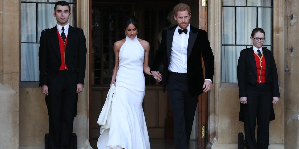 Meghan Harry Hochzeit