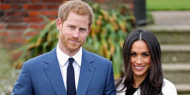 Meghan&Harry: Geheimnisse ihrer Hochzeit