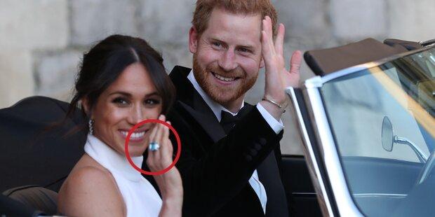 Harry und Meg: So wild war ihre Party