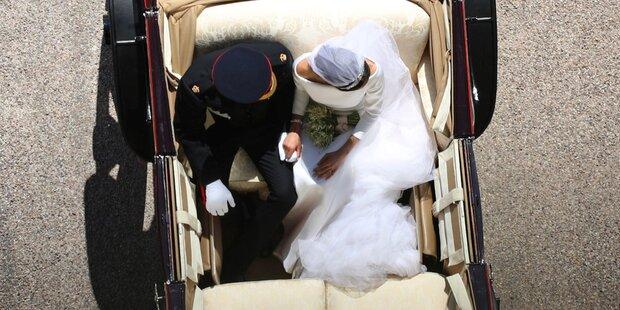 Harry & Meghan: Sehen Sie das romantische Detail auf diesem Bild?