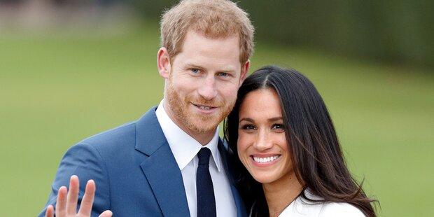 Royale Hochzeit: Mega-Ansturm auf Hotels