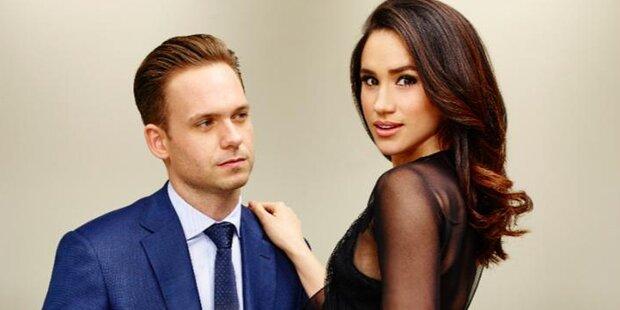Meghan soll für das 'Suits'-Finale zurückkehren