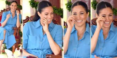 Meghan Duchess Tonga