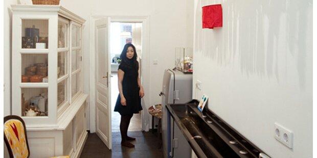 Homestory - Japan-Chic im Wiener Altbau