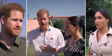 Meghan und Harry Afrika Dokumentation