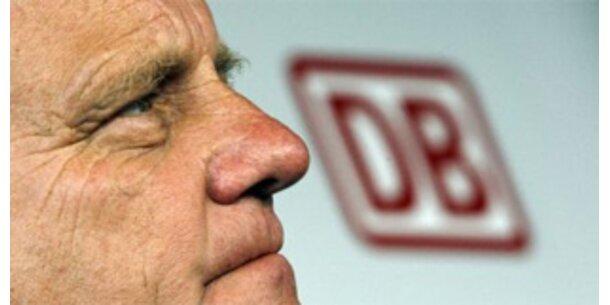 DB-Chef entschuldigt sich bei Mitarbeitern