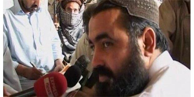 Taliban-Chef Mehsud doch nicht tot?