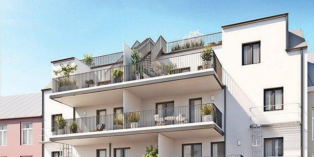 Eigentumswohnungen in Meidling zu haben