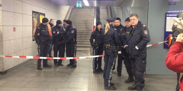 Bombendrohung in Wien-Meidling