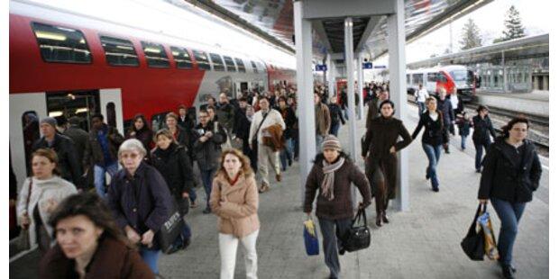 Südbahnhof schließt