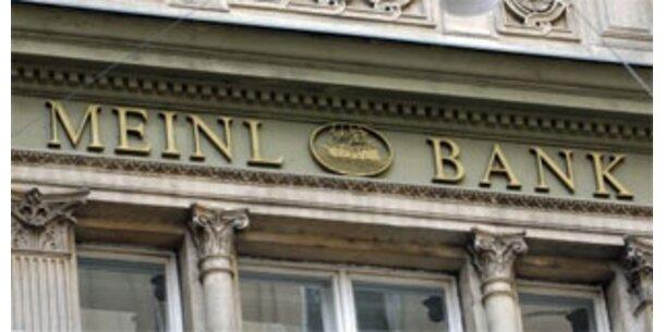 MEL-Anlegerin klagt Meinl Bank