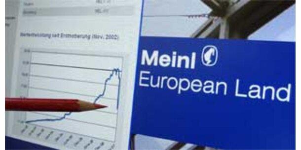 Gewinn von Meinl European Land ist gesunken