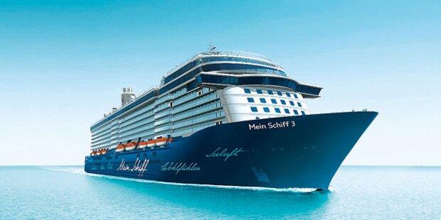 Ahoi 2014: Die neuen Luxusschiffe
