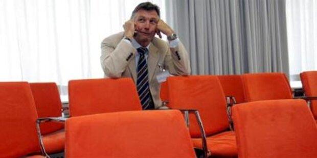Ermittlungen gegen Meischbergers Anwalt