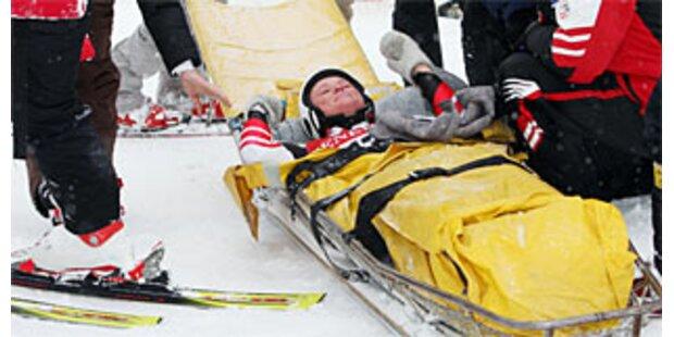 Alkoholisierter Russe rammte Skifahrer in Tirol