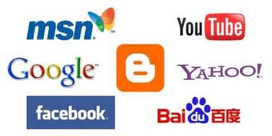 Die 10 größten Internetseiten der Welt