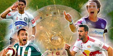 Salzburger klarer Titel-Favorit