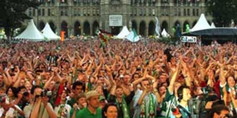 50.000 kommen zur Meisterfeier
