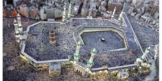 Mekka-Pilger an Schweinegrippe gestorben