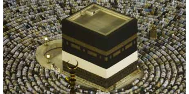 Bereits vier Mekka-Pilger gestorben
