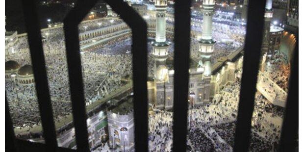 Siebenjährige in Mekka zu Tode geprügelt