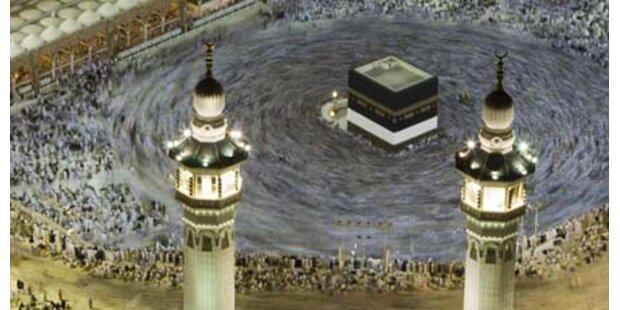 Terror-Anschlag  in Mekka verhindert