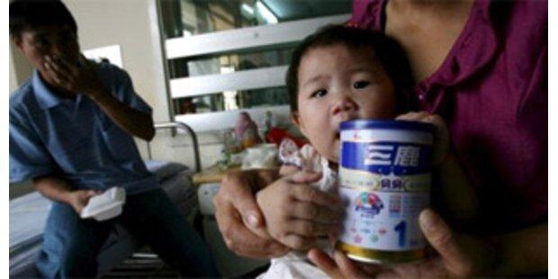 Verursacher des Milchskandals in China vor Gericht