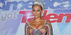 Ex-Spice-Girl Mel B. sorgt für TV-Eklat