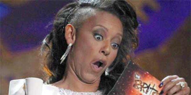 Schock: Mel B trägt jetzt Halb-Glatze!