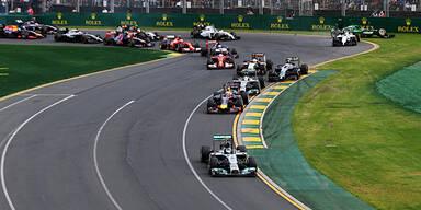 GP von Australien abgesagt